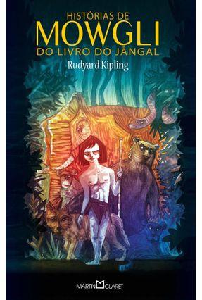 Histórias de Mowgli - do Livro da Jângal - Kipling,Rudyard Linarth,Casemiro pdf epub