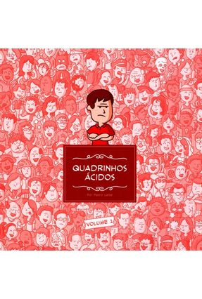 Quadrinhos Ácidos - Leite,Pedro | Hoshan.org