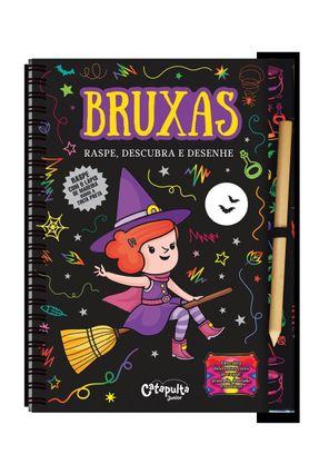 Bruxas - Raspe, Descubra e Desenhe - Editora Catapulta pdf epub