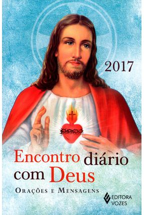 Encontro Diário Com Deus - Orações e Mensagens 2017 - Pasini,Edrian Josué   Tagrny.org