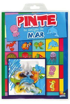 Pinte Os Amigos Do Mar - Edicart pdf epub