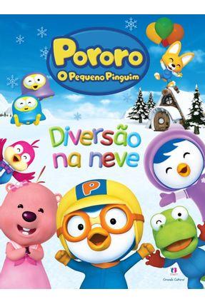 Pororo - Diversão na Neve - Editora Ciranda Cultural | Nisrs.org