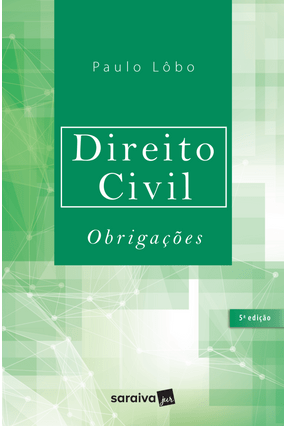 Direito Civil - Obrigações - 5ª Ed. 2017 - Lôbo,Paulo pdf epub