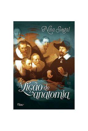 A Lição De Anatomia - Siegal,Nina pdf epub