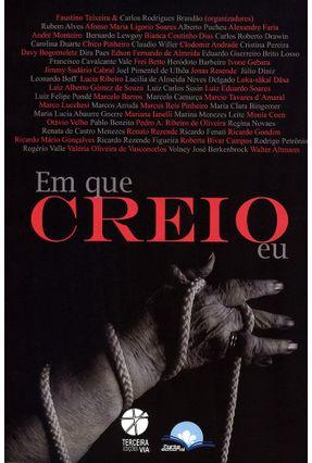 Em Que Creio Eu - Teixeira,Faustino Brandão,Carlos Rodrigues   Hoshan.org