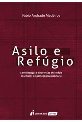 Asilo e Refúgio - 2017 - Andrade,Fábio   Hoshan.org