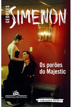 Os Porões Do Majestic - Simenon,Georges pdf epub