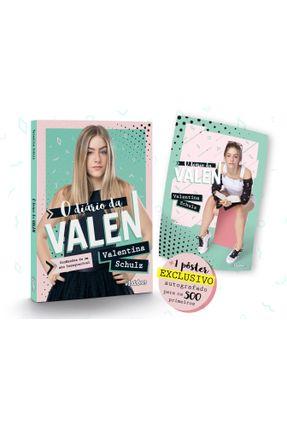 O Diário da Valen - Confissões De Um Ano Inesquecível - Acompanha Pôster Exclusivo - Schulz,Valentina pdf epub