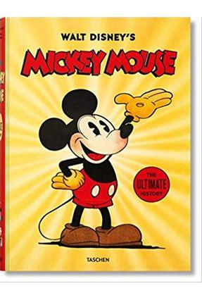 Walt Disney's Mickey Mouse The Complete History - Jb Gerstein,David pdf epub