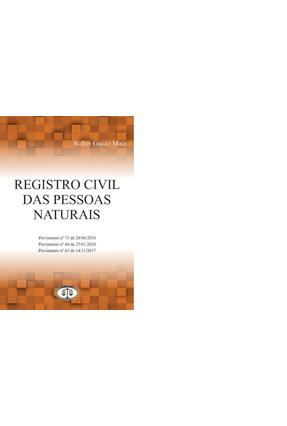 Registro Civil Das Pessoas Naturais - Maia,Walter Guido   Tagrny.org