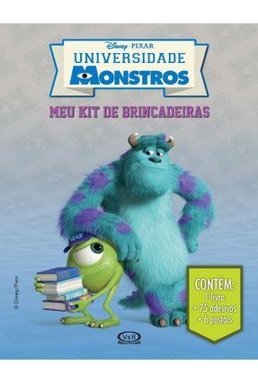Universidade Monstros - Meu Kit de Brincadeiras - Disney pdf epub
