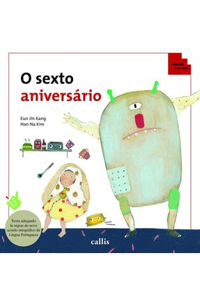 O  Sexto Aniversario - Eun Jin Kang pdf epub
