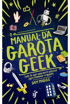 O Manual da Garota Geek - Maggs,Sam pdf epub