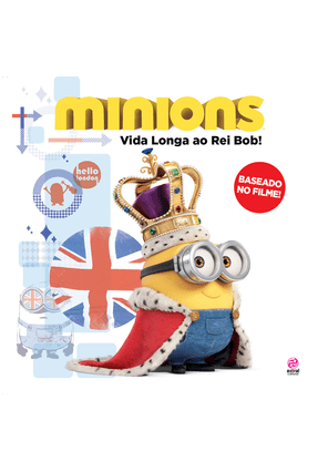 Minions - Vida Longa ao Rei Bob! - Rosen,Lucy pdf epub
