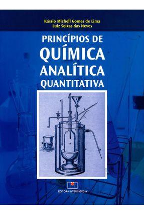 Princípios de Química Analítica Quantitativa - Gomes De Lima,Kássio Michell Neves,Luiz Seixas das   Hoshan.org