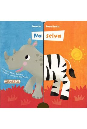 Janela Janelinha - na Selva - Anita Morgenszten pdf epub