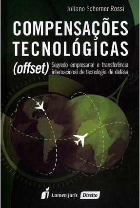 Compensações Tecnológicas (Offset) - Rossi,Juliano Scherner pdf epub