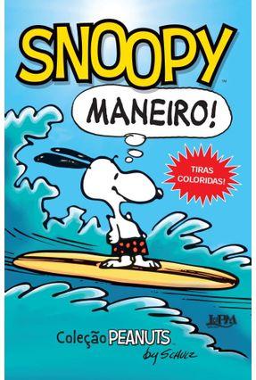 Snoopy Maneiro! - Col. Peanuts - Schulz,Charles M. pdf epub