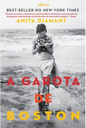 A Garota de Boston - Diamant,Anita pdf epub