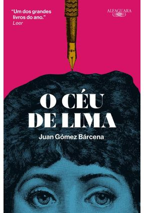 O Céu de Lima - Juan Gómez Bárcena pdf epub