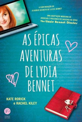 As Épicas Aventuras de Lydia Bennet - Rorick,Kate Kiley,Rachel pdf epub