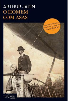 O Homem Com Asas - Japin,Arthur   Tagrny.org
