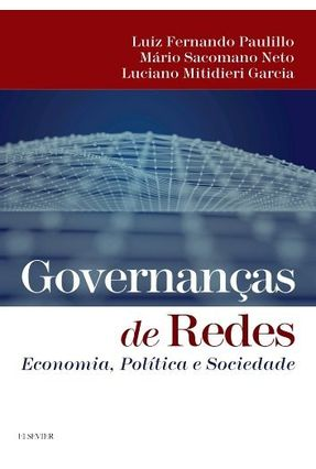 Governanças de Redes - Paulillo,Luiz Fernando | Tagrny.org