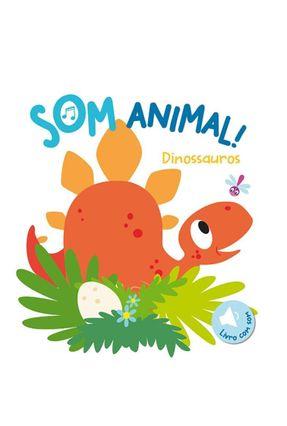 Dinossauros - Col. Som Animal! - Books,Yoyo   Hoshan.org
