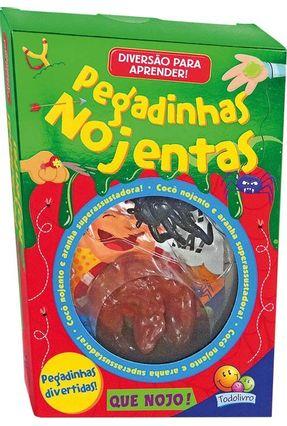 Diversão Para Aprender! - Pegadinhas Nojentas - Igloo Books Ltd | Nisrs.org