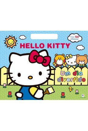 Hello Kitty - Um Dia Divertido - Editora Ciranda Cultural | Nisrs.org