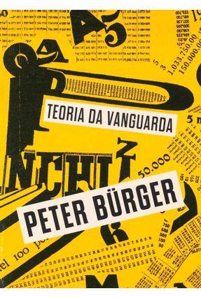 Teoria Da Vanguarda - Burger,Peter   Tagrny.org