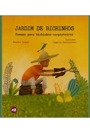 Jardim de Bichinhos - Poemas Para Bichinhos-Carpinteiros - Lopes,Sandra pdf epub