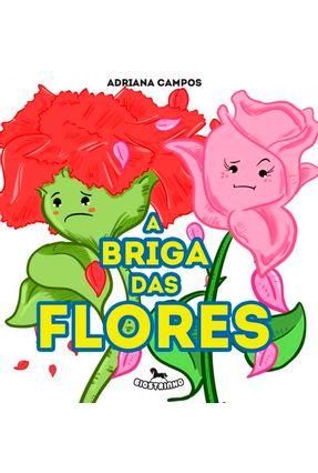 A Briga Das Flores - Camapos,Adriana   Hoshan.org
