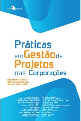 Práticas Em Gestão De Projetos Nas Corporações - Júnior,José Maria Cesário | Nisrs.org