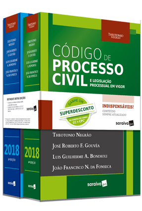 Combo - Código Civil E Legisl - Negrão,Theotonio Gouvêa,José Roberto Ferreira Bondioli,Luis Guilherme Aidar   Tagrny.org