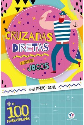 Cruzadas Diretas - Médio Gama - Editora Ciranda Cultural | Hoshan.org