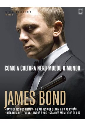 James Bond - Col. Mundo Nerd - Vol. 6 - Editora Europa   Hoshan.org