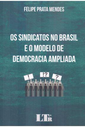 Os Sindicatos No Brasil e O Modelo De Democracia Ampliada - Mendes,Felipe Prata pdf epub