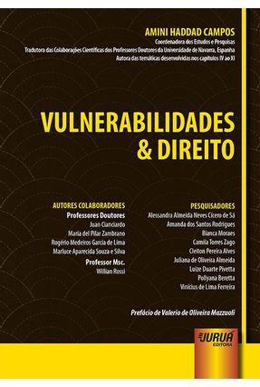 Vulnerabilidades & Direito - Amini Haddad Campos | Nisrs.org