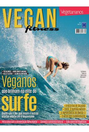 Especial Vegetarianos - Vegan Fitness - Vol. 4 - Editora Europa   Hoshan.org