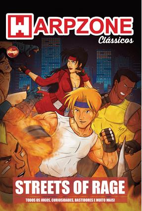 Warpzone Clássicos 5: Streets Of Rage - Warpzone pdf epub