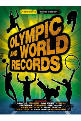 Olympic And World Records - Radnedge,Keir | Tagrny.org
