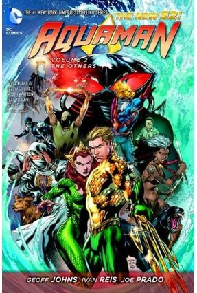 Aquaman Vol. 2- The Others - Johns,Geoff | Hoshan.org