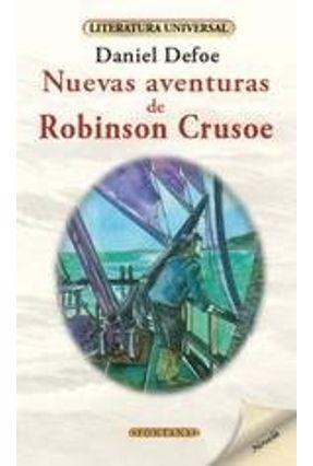 Nuevas Aventuras De Robinson Crusoe - Defoe,Daniel | Hoshan.org
