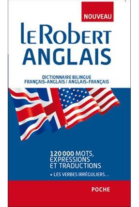 Le Robert - Dictionnaire Poche Anglais - Robert,Le | Tagrny.org