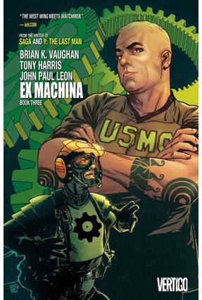 Ex Machina - Book Three - Vaughan,Brian K. | Hoshan.org