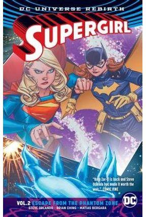 Supergirl Vol. 2  - Rebirth - Orlando,Steve | Hoshan.org