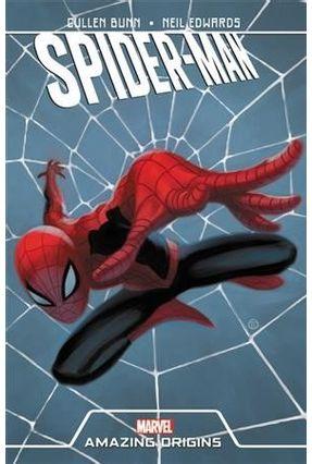 Spider-Man - Amazing Spider-Man - Spider-Man: Amazing Origins - Bunn,Cullen   Nisrs.org