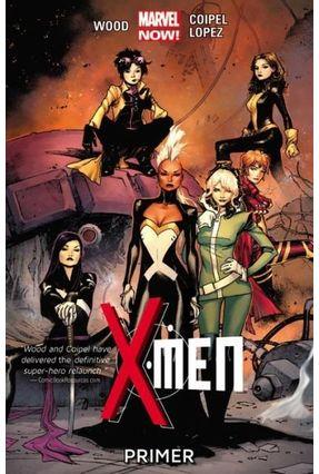 X-Men Vol.1 - Primer - Wood,Brian | Tagrny.org