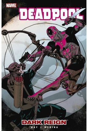 Deadpool Vol.2 - Dark Reign - Way,Daniel pdf epub